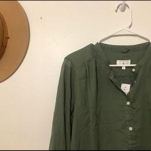 Lou & Grey shirt dress